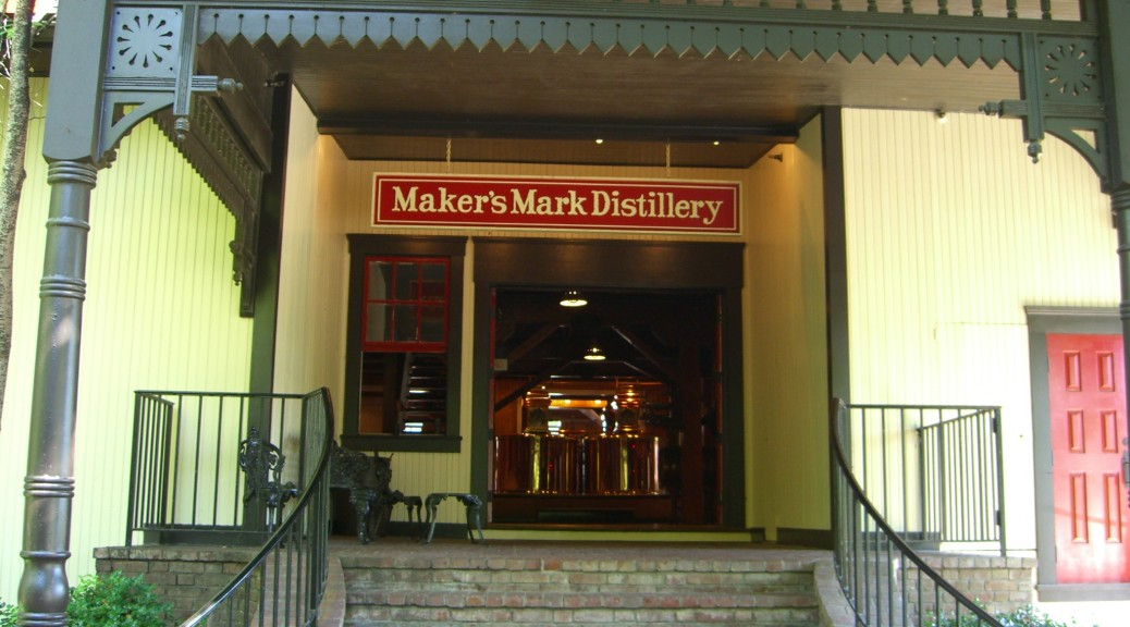 makers distillery
