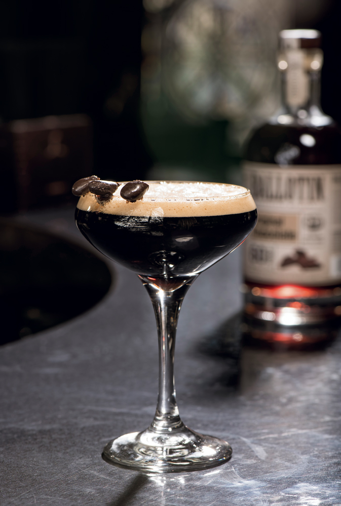 Ballotin Chocolate Whiskey — Nutty Churchill