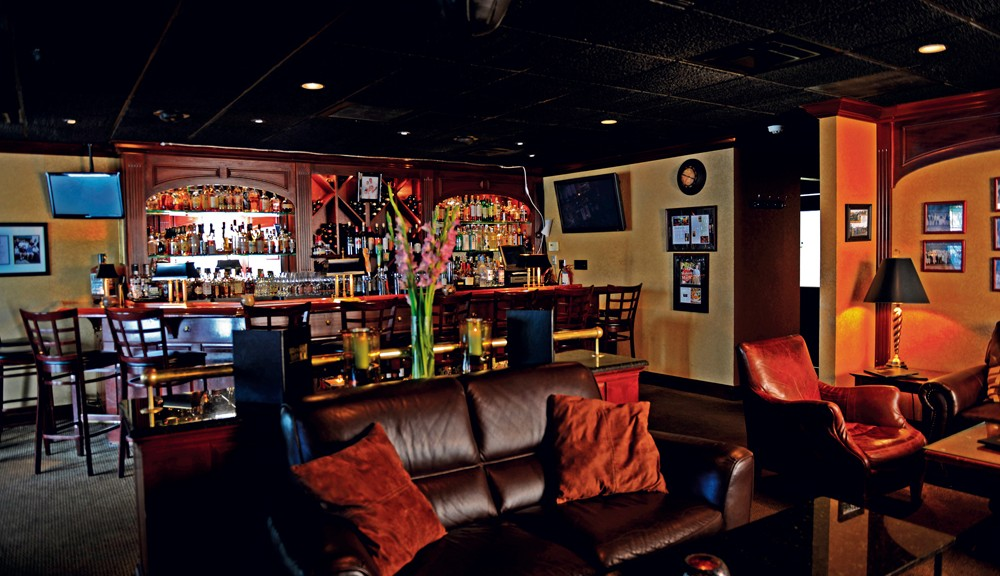 The swanky Jack's Lounge opened on June 1, 2000 and now changes ownership