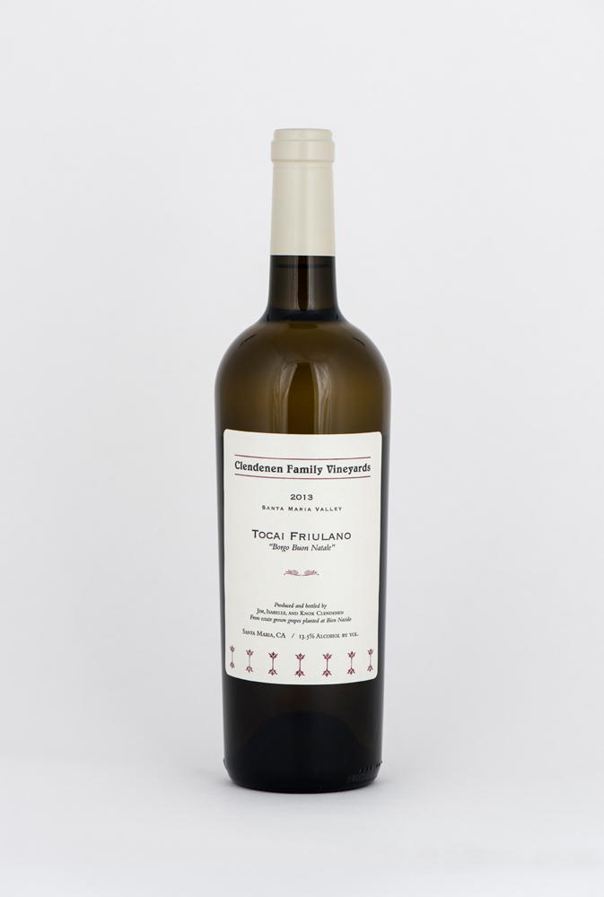 Clendenen Family Vineyards Tocai Friulano 2013