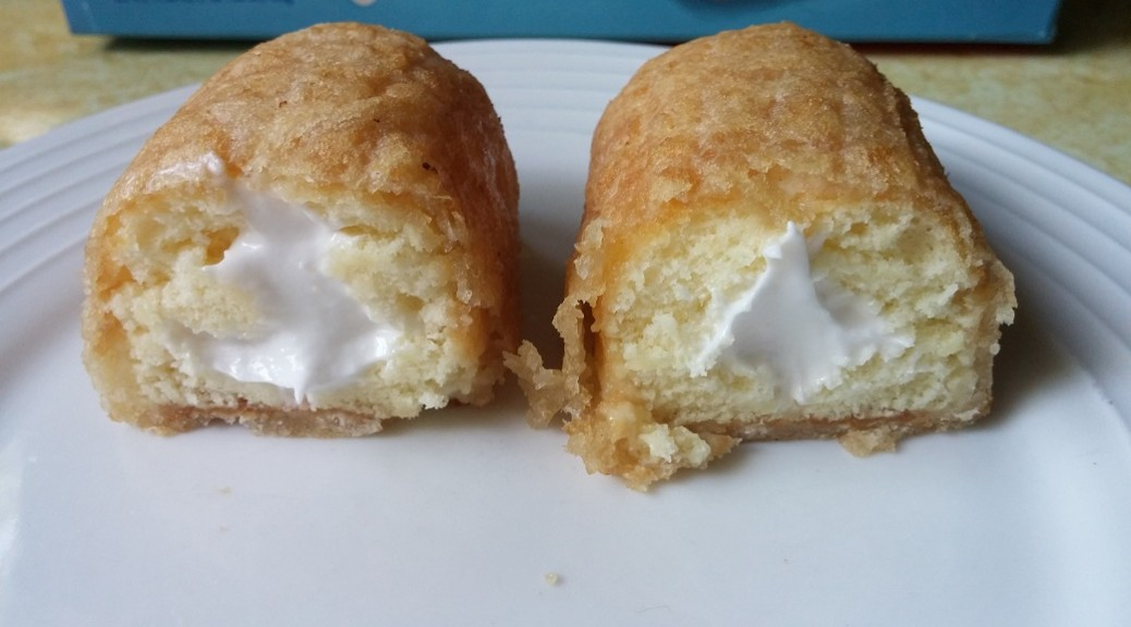 deep fried twinkie