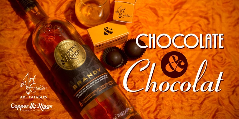 Art Eatables, Chocolate, Copper and Kings