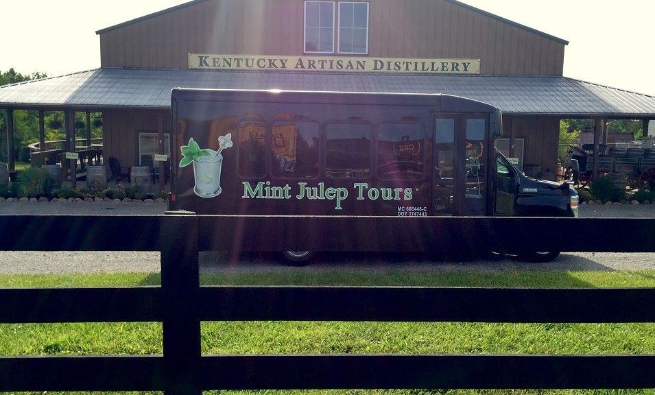 Mint Julep Tours