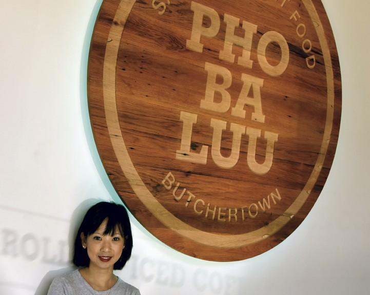 Pho Ba Luu - Jessica Mach